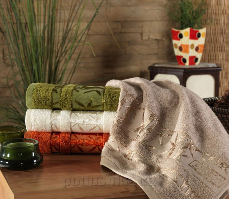 Махровое полотенце Arya Melodi