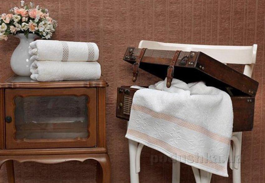 Махровое полотенце Arya Nergis