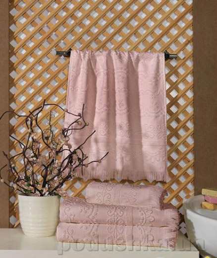 Махровое полотенце Arya Puskullu