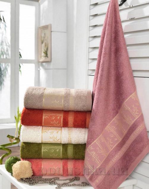 Махровое полотенце Arya Simon