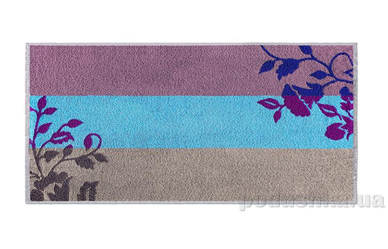 Махровое полотенце Belle-Textile Fenja голубое