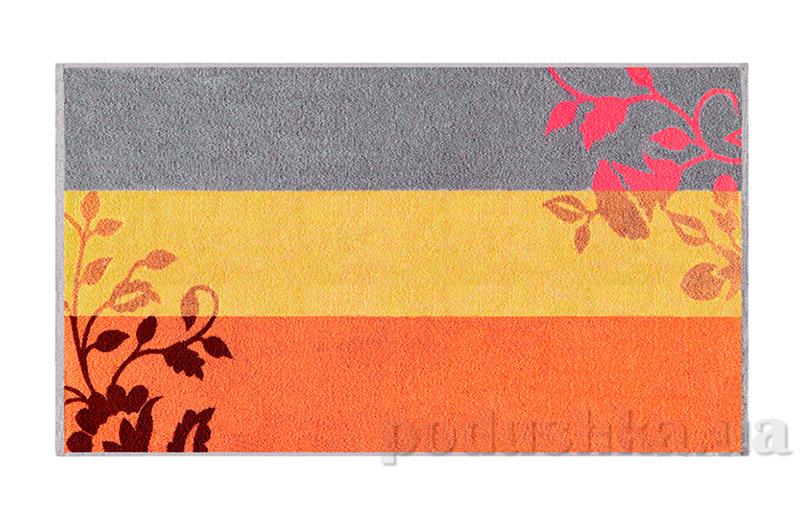 Махровое полотенце Belle-Textile Fenja горчичное