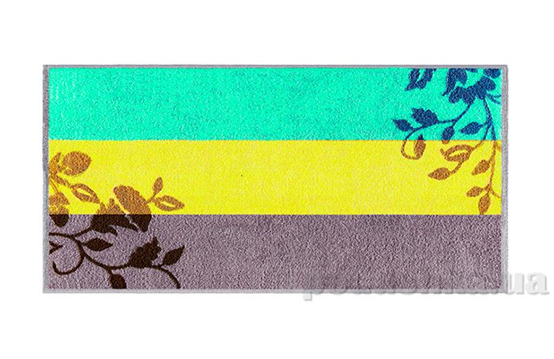 Махровое полотенце Belle-Textile Fenja желтое