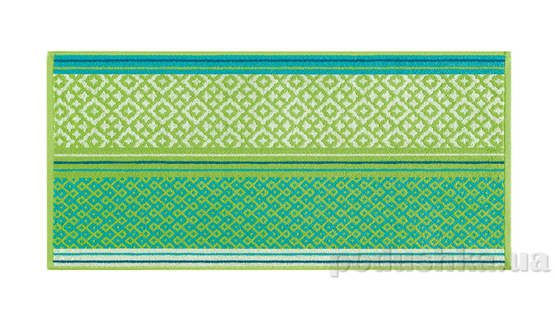 Махровое полотенце Belle-Textile Marokko зеленое