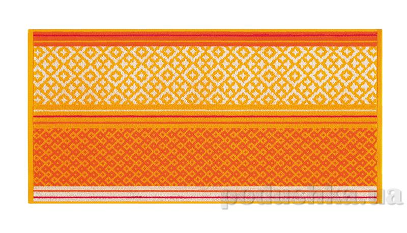 Махровое полотенце Belle-Textile Marokko желтое