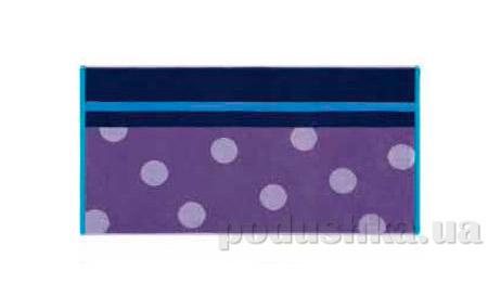 Махровое полотенце Belle-Textile Punkte фиолетовое