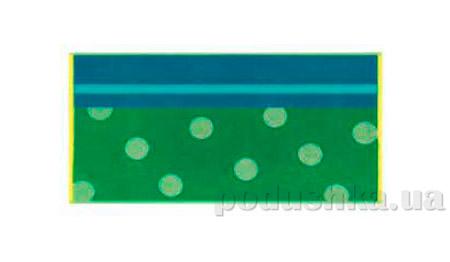 Махровое полотенце Belle-Textile Punkte зеленое