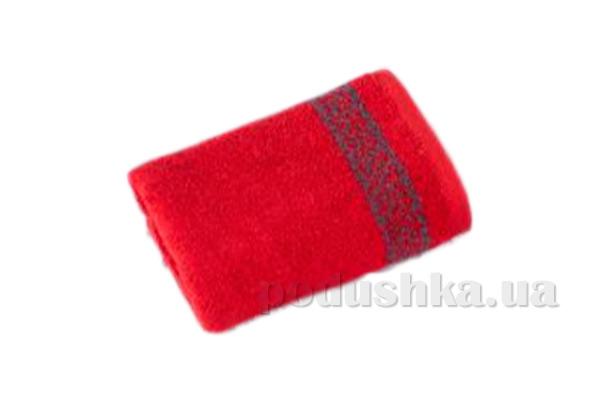 Махровое полотенце Cool красное