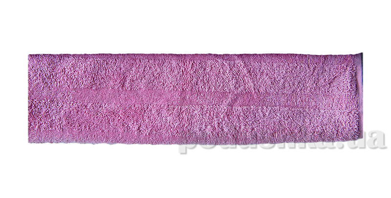Махровое полотенце Ella Line Soft Love розовое