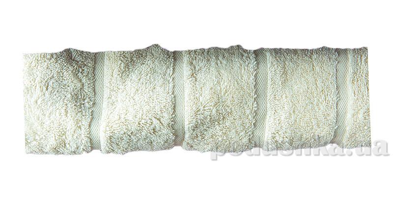 Махровое полотенце Ella Line Urban кремовое