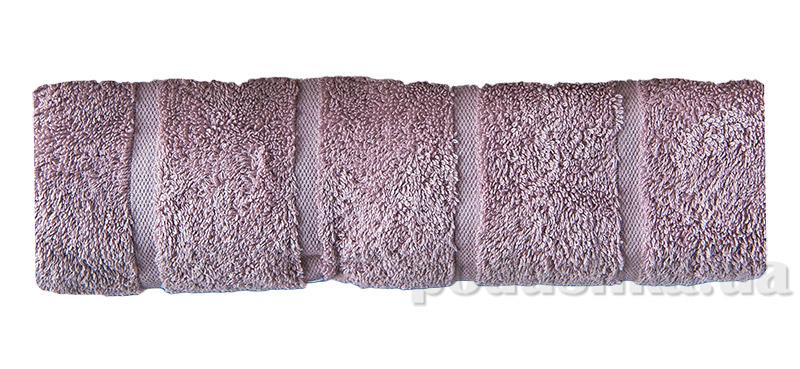 Махровое полотенце Ella Line Urban лиловое