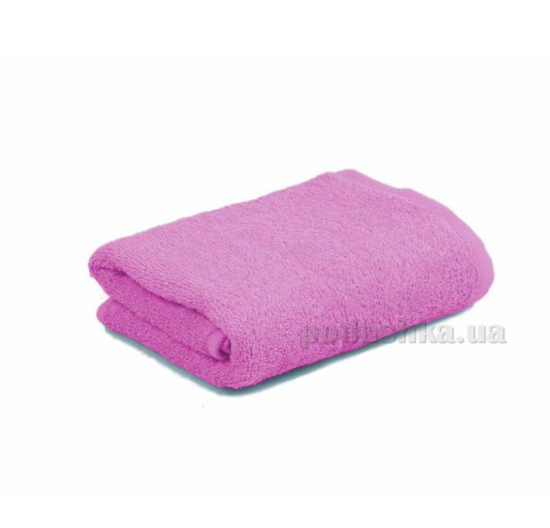 Махровое полотенце Home line 109637 розовое