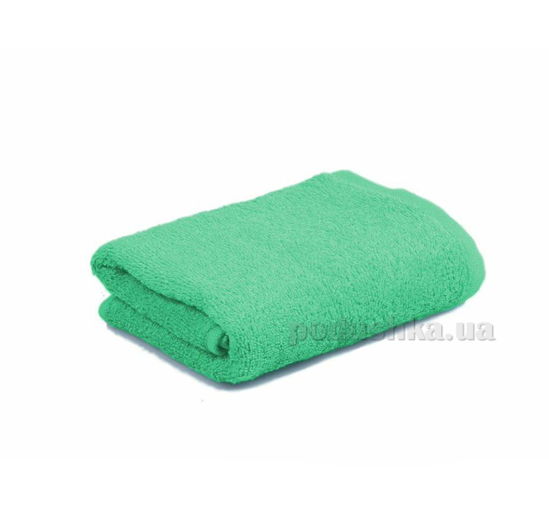 Махровое полотенце Home line 109639 зеленое