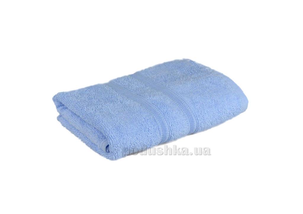Махровое полотенце Home line Индия голубое