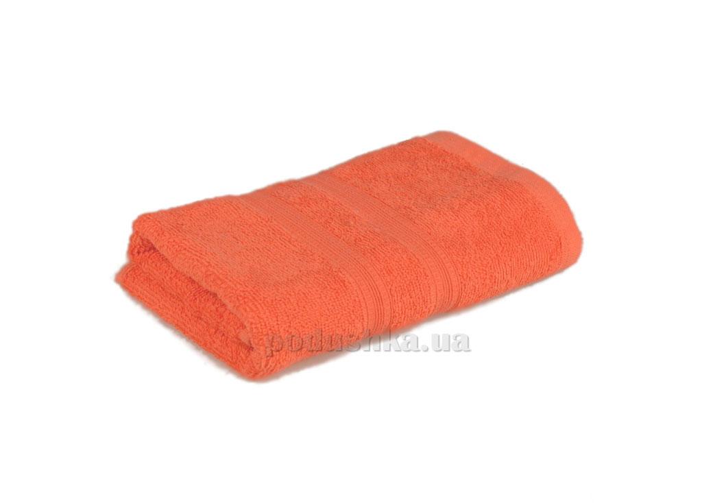 Махровое полотенце Home line Индия коралловое