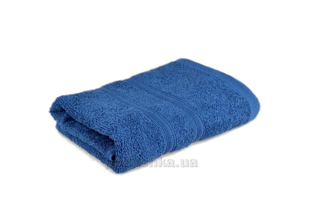 Махровое полотенце Home line Индия синее
