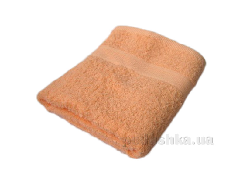 Махровое полотенце Магия комфорта Peach
