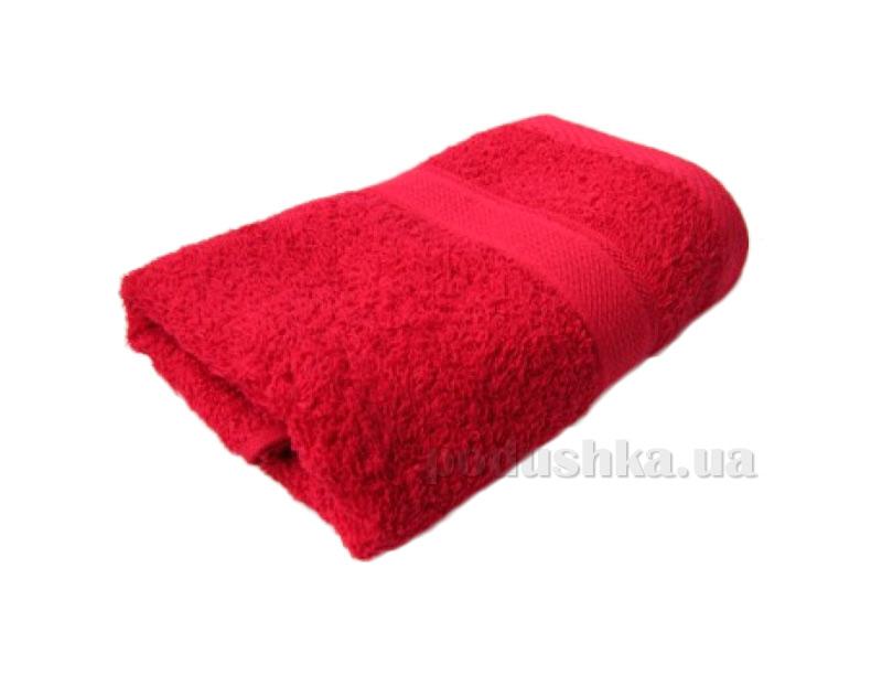 Махровое полотенце Магия комфорта Tango Red