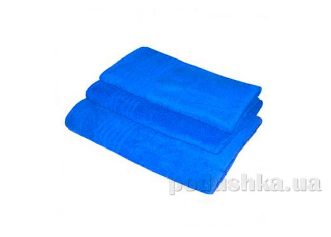 Махровое полотенце Португалия Greek синее