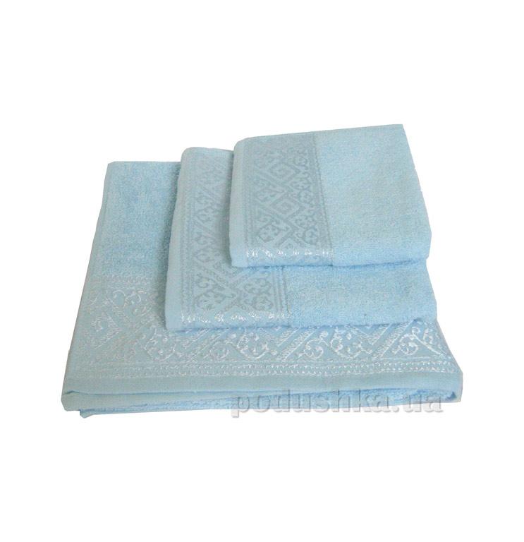 Махровое полотенце Португалия Majolica небесно-голубое