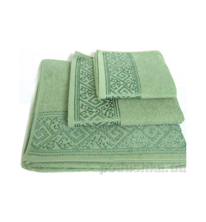 Махровое полотенце Португалия Majolica травяное