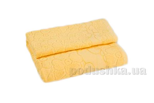 Махровое полотенце Португалия Viola желтое