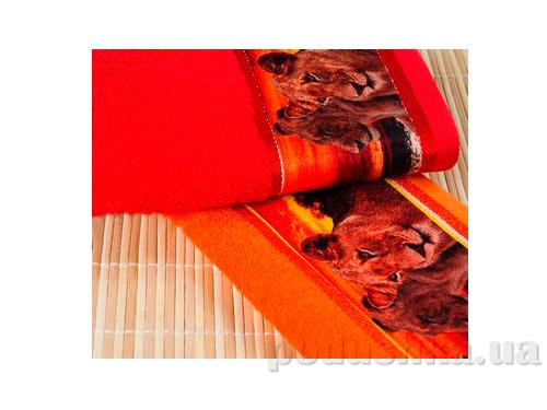 Махровое полотенце Романтика Африка