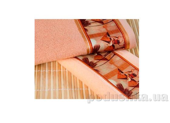 Махровое полотенце Романтика Мемфис