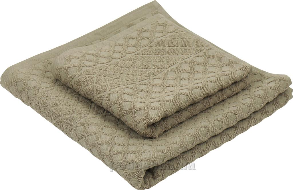 Махровое полотенце Руно Ромб