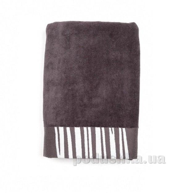Махровое полотенце TAC Art grey