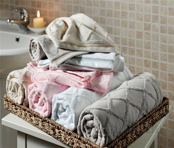 Махровое полотенце TAC Arte