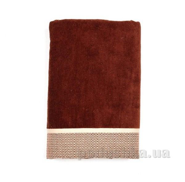 Махровое полотенце TAC Fell brown