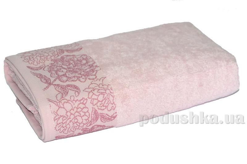 Махровое полотенце TAC Frape чайная роза