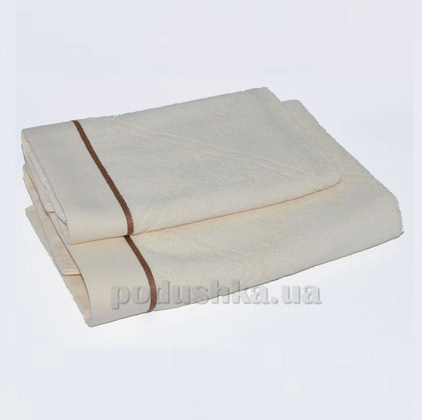 Махровое полотенце TAC Glare cream