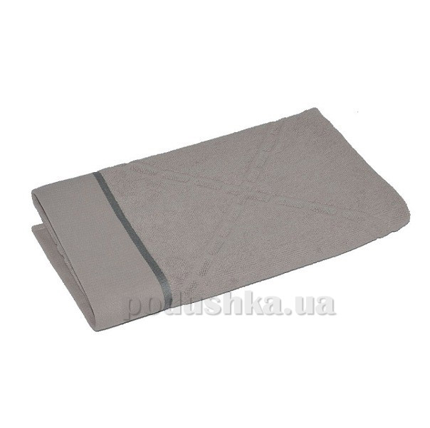 Махровое полотенце TAC Glare grey