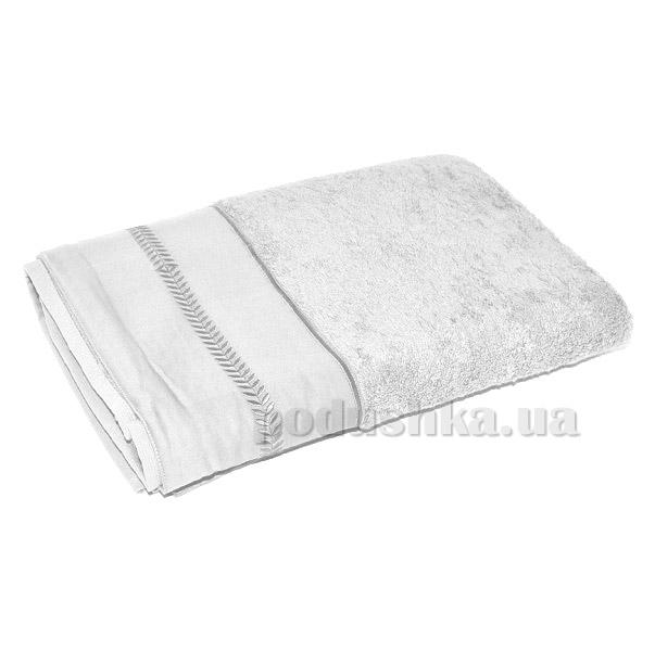 Махровое полотенце TAC Kio белое