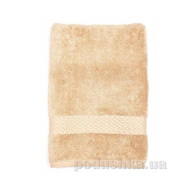 Махровое полотенце TAC Long Twist кофейное