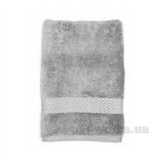 Махровое полотенце TAC Long Twist темно-серое