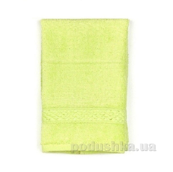 Махровое полотенце TAC Long Twist зелёное
