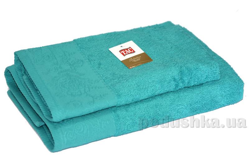 Махровое полотенце TAC Merry морская волна