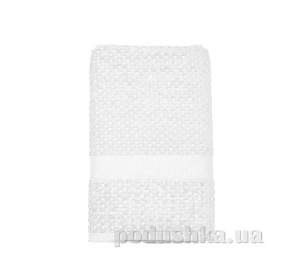 Махровое полотенце TAC Orion белое