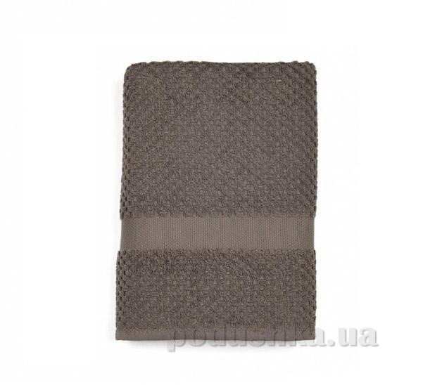 Махровое полотенце TAC Orion тёмно-серое