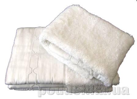 Махровое полотенце TAC Sio белое