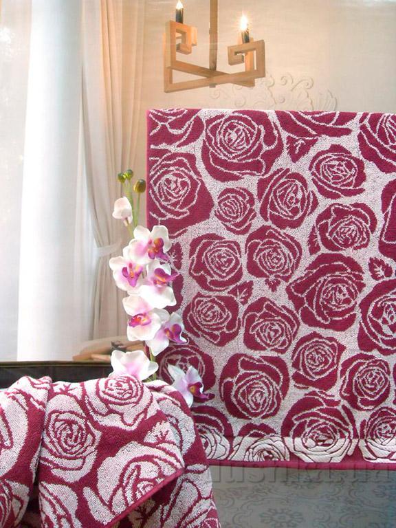 Махровое полотенце Terry Lux Аврора