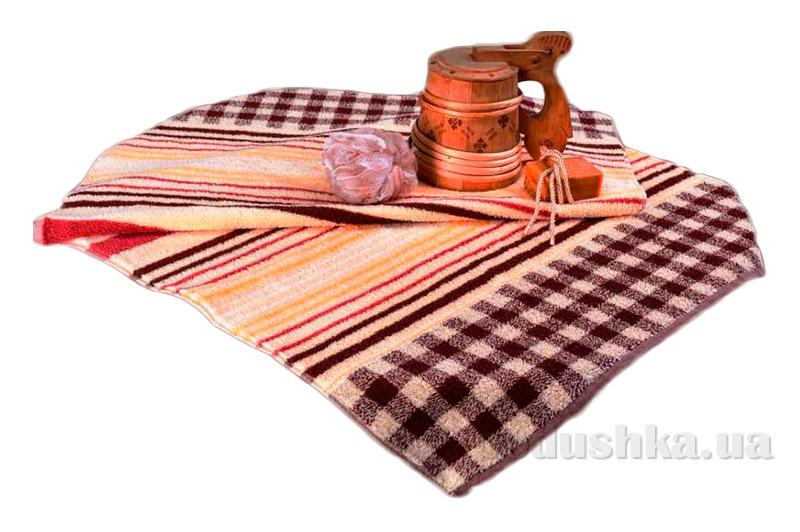 Махровое полотенце Terry Lux Дуэт