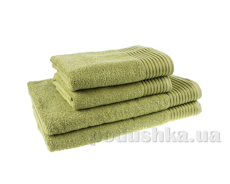 Махровое полотенце Terry Lux Эконом 400 оливковое