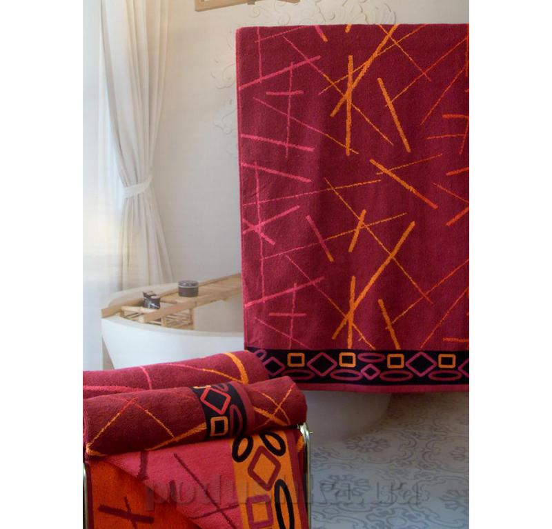 Махровое полотенце Terry Lux Модерн