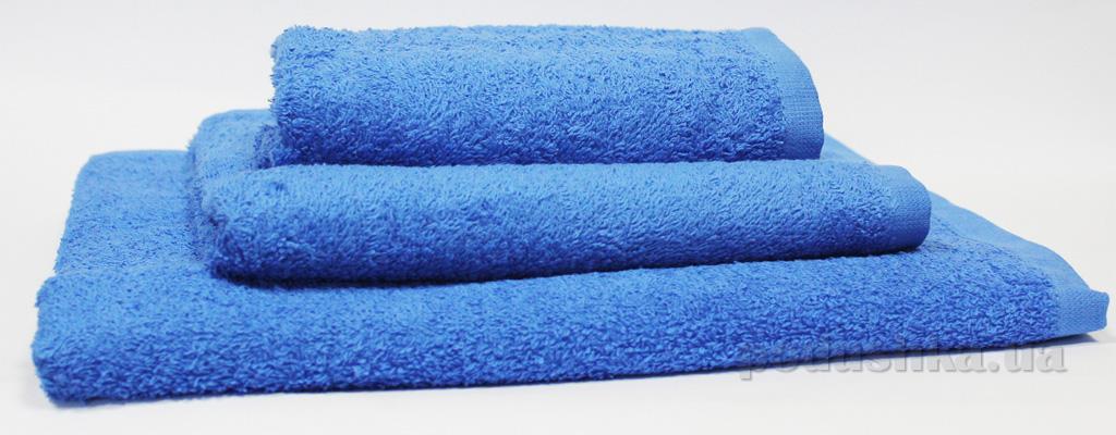 Махровое полотенце Зоряне сяйво Blue