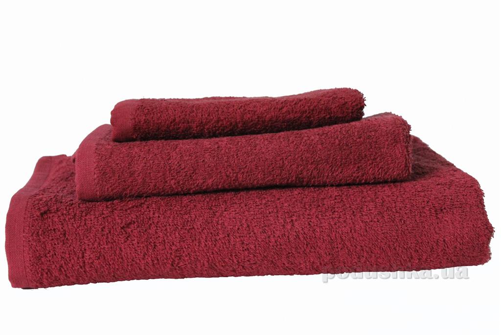 Махровое полотенце Зоряне сяйво Red Bud