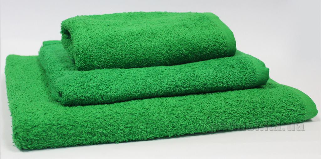 Махровое полотенце Зоряне сяйво Tern Green